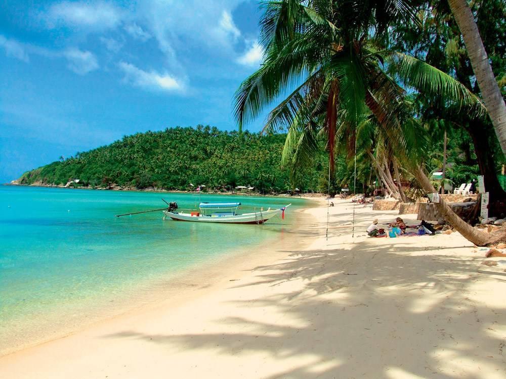 Какие береговые линии ???? таиланда заслуживают внимания ????