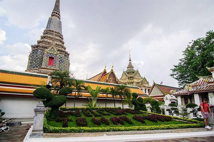 Ват сутхат (wat suthat) и гигантские качели, бангкок. отели рядом, фото, видео, как добраться — туристер.ру