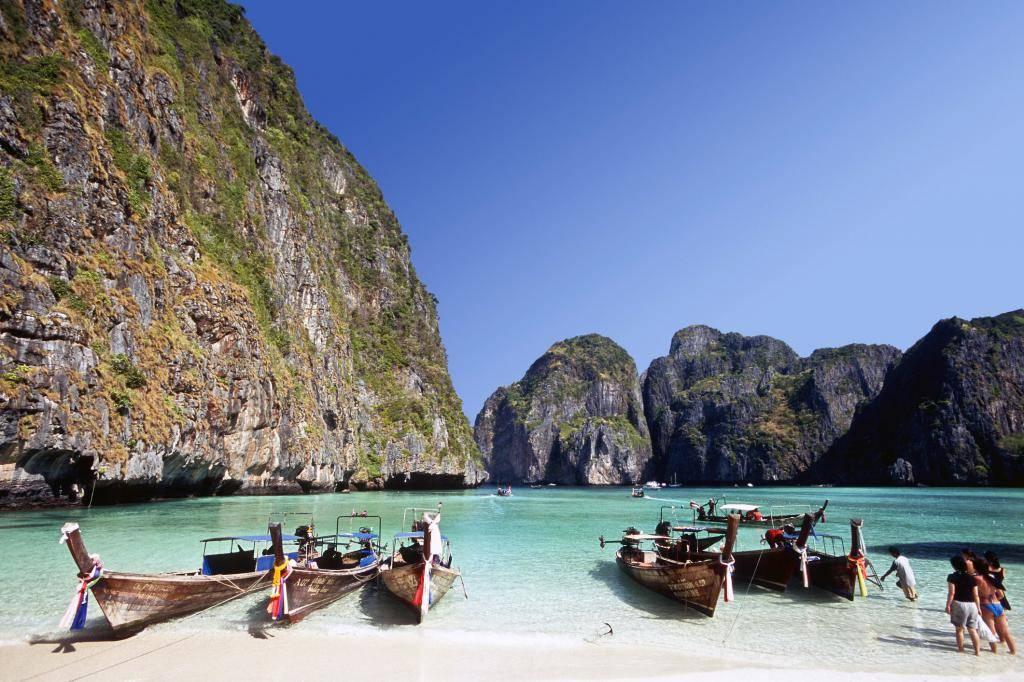 Какие курорты ???? посетить в таиланде туристам ????
