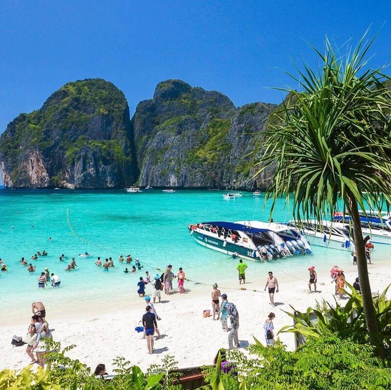 Лучшие острова ???? таиланда для туристов на время отпуска ????