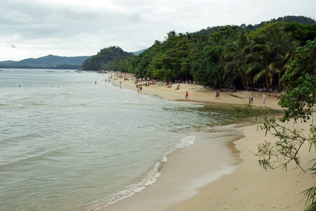 Во всем королевстве таиланд самые красивые пляжи — в краби!