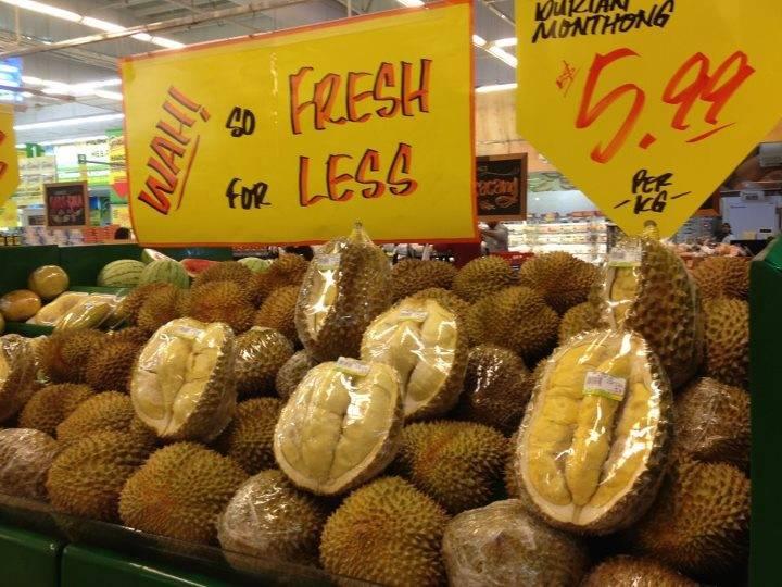 Все фрукты тайланда с названиями и описанием