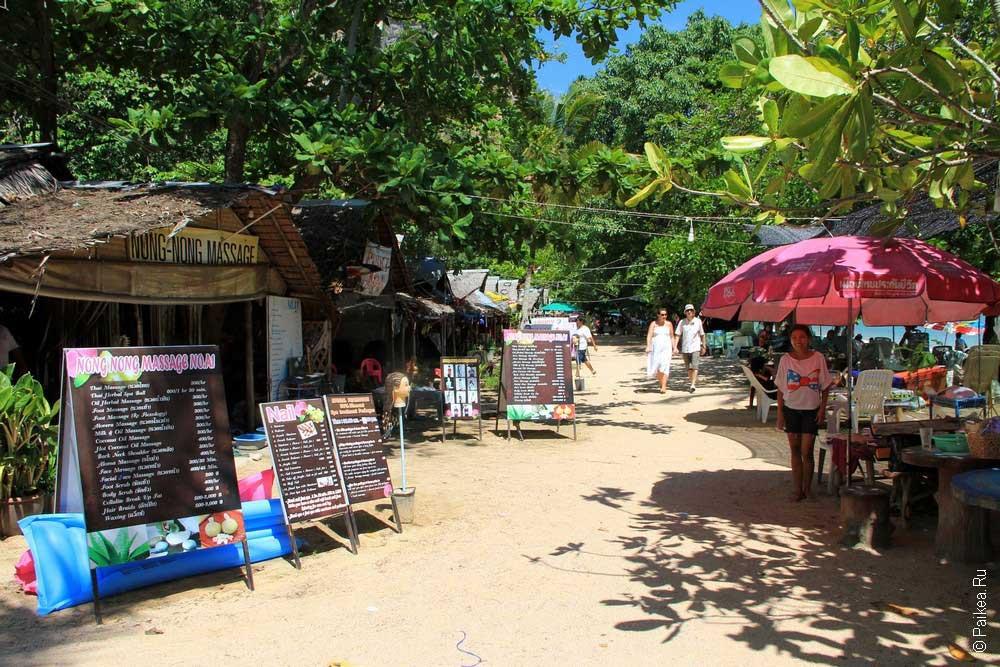 Обзор всех пляжей краби и пляжи ао нанга, карта и мои отзывы