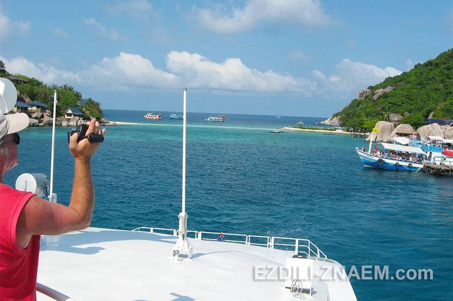 Остров ко панган в тайланде как добраться самостоятельно, расположение на карте