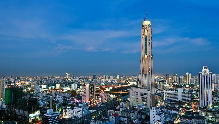 Baiyoke sky (байок скай), бангкок: все подробности об отеле