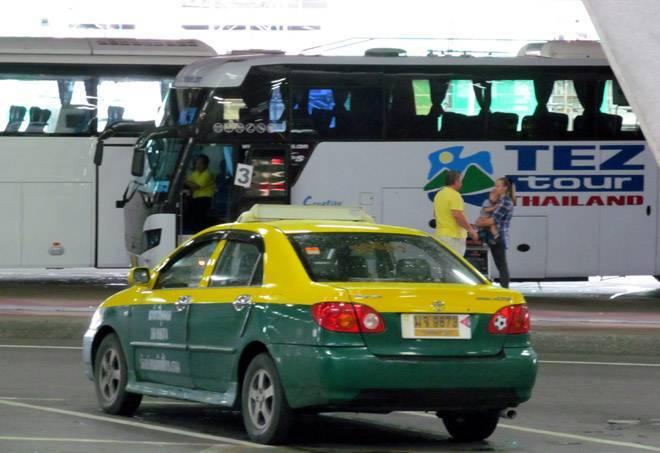 Заказать такси в бангкоке, трансфер из аэропорта бангкока в паттайю, ко чанг - 2019 - pattaya home