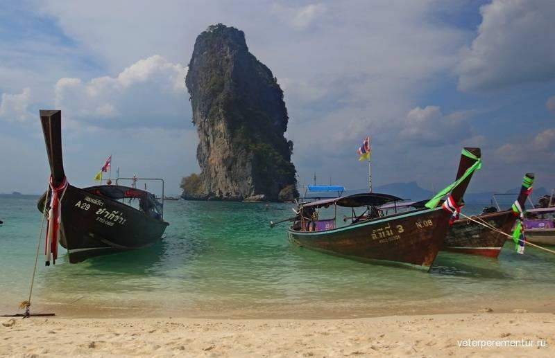 Сезон на краби тайланд (погода по месяцам)