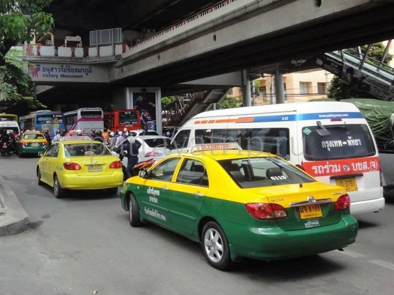 Как добраться до аэропорта суварнабхуми из бангкока?