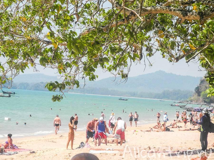 Ао нанг, краби - обзор лучших пляжей, развлечения, достопримечательности • вся планета