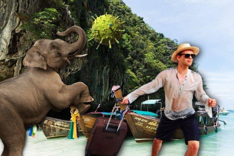 Что нужно знать перед поездкой в таиланд: жесткие штрафы
