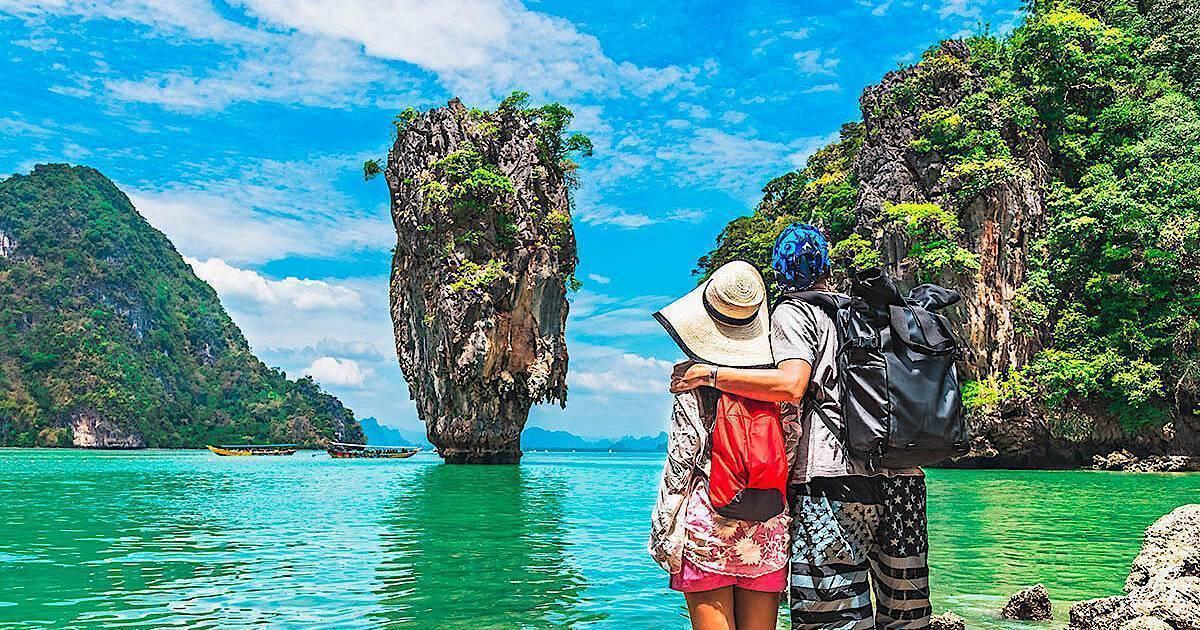 Топ 10 лучших островов тайланда: фото и описание