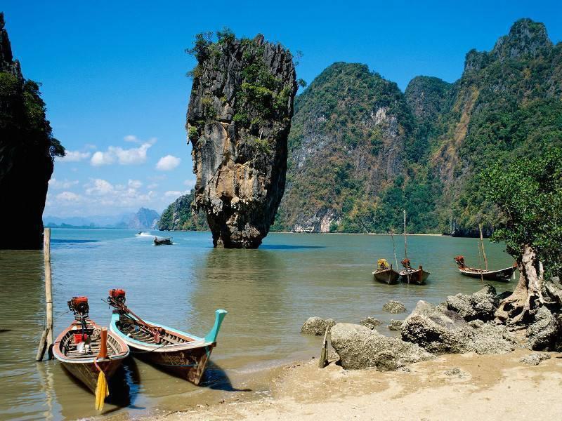 Какое море в тайланде ? пляжи самуи, пхукета, краби