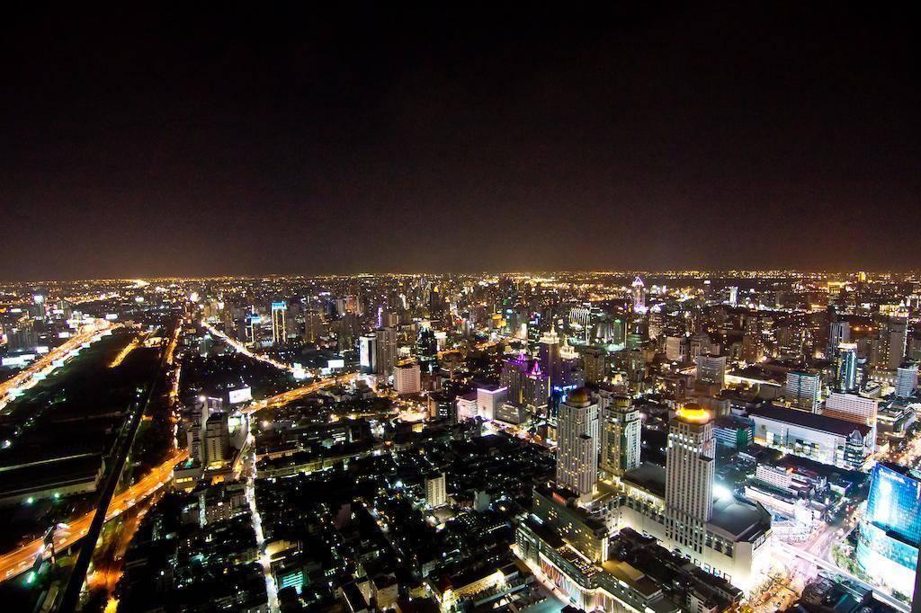 Отель baiyoke sky в бангкоке - всё о тайланде