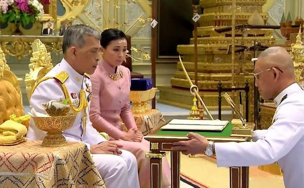 Король таиланда маха вачиралонгкорн рама x — семья, исторические факты