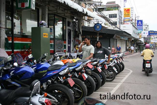 Аренда мотоцикла или мопеда в тайланде, общие правила и меры предосторожности!