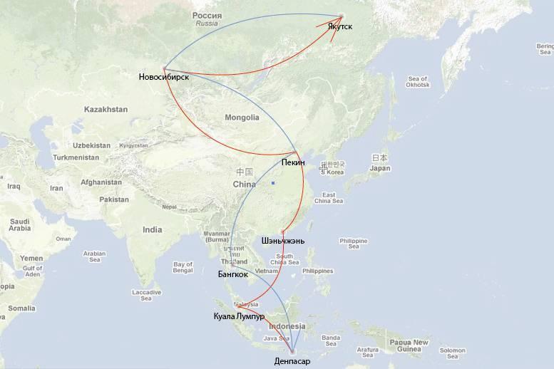 Что брать в самолет до тайланда - всё о тайланде