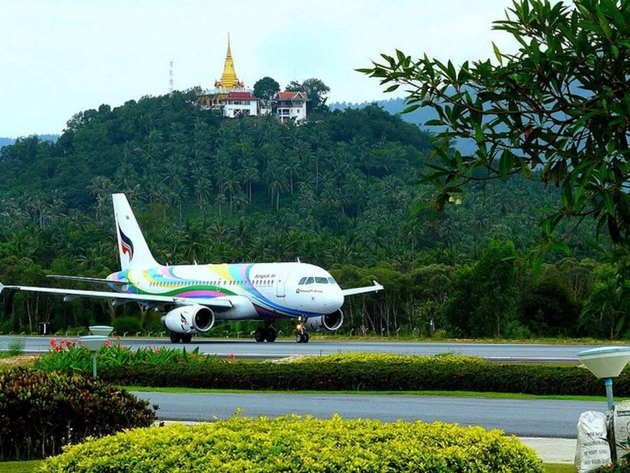 Международные аэропорты тайланда, куда прилетают из россии
