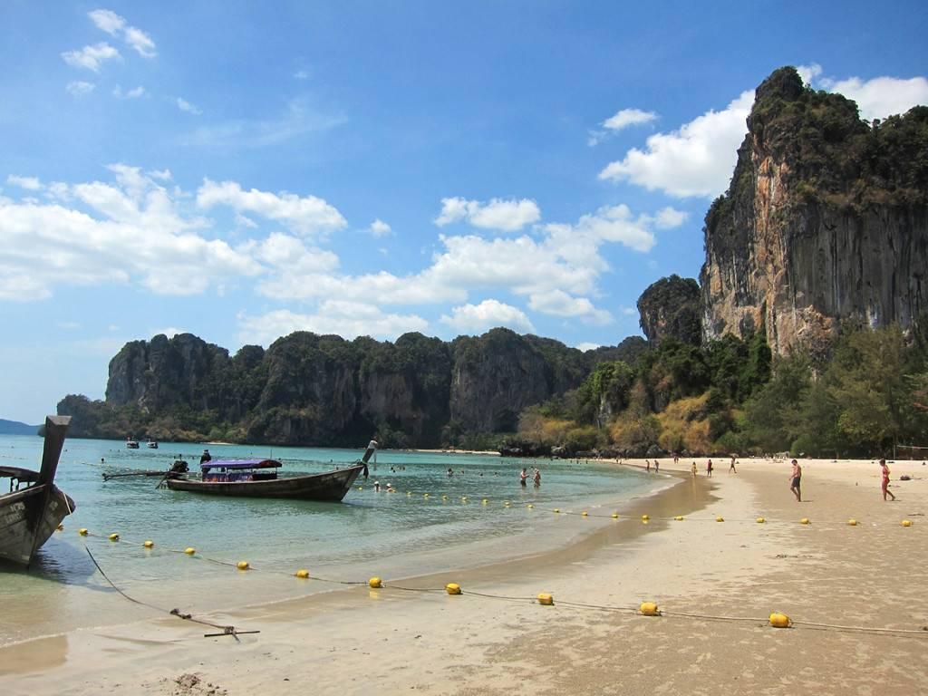 Подробный обзор курорта ао нанг в краби: пляжи, отели, развлечения