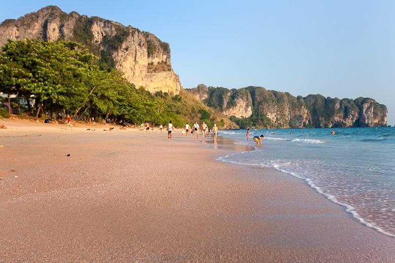 Ао нанг – самый развитый курорт провинции краби в таиланде