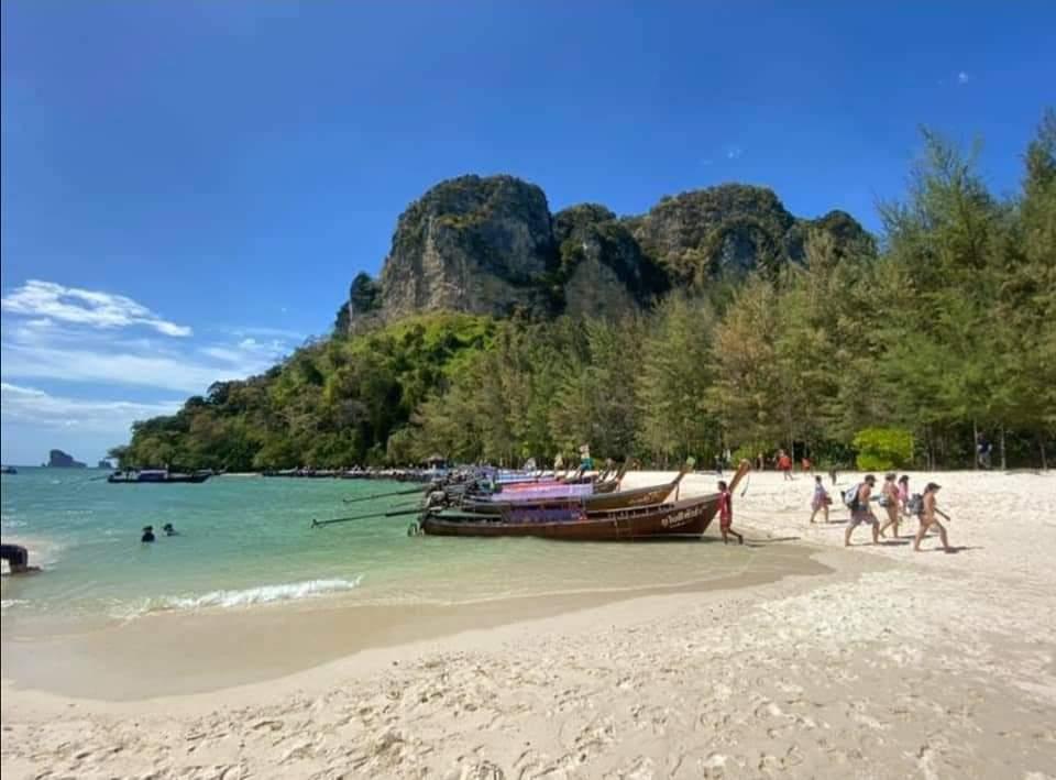 Краби, таиланд: текущая погода и долгосрочный 45 дневной прогноз