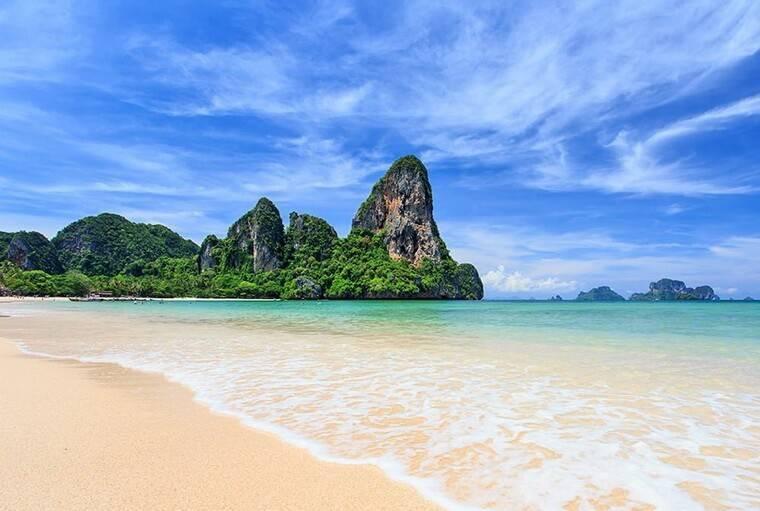 Какое море в тайланде - сиамский залив, андаманское море