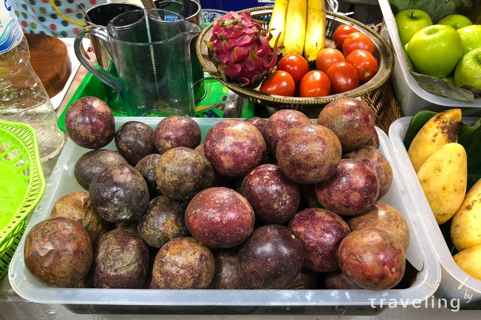 Какие фрукты нельзя вывозить из таиланда ????  подробно рассказываем