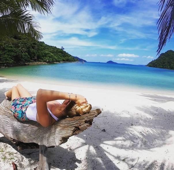 Остров ко чанг в таиланде ????️ идеальное место для пляжного отдыха