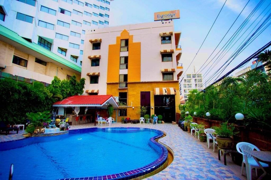 Правда про отель eurostar jomtien beach hotel & spa 4*, паттайя, тайланд