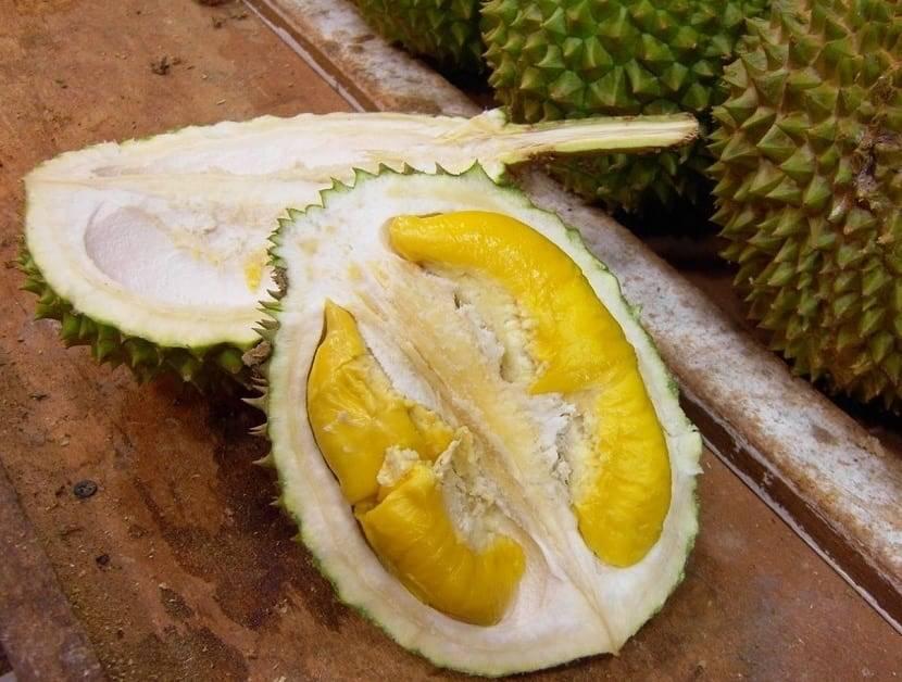 Дуриан — вкусный фрукт с отвратительным запахом