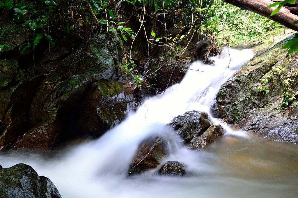 водопады на пхукете - фото, видео, как добраться, место на карте | гид по пхукету