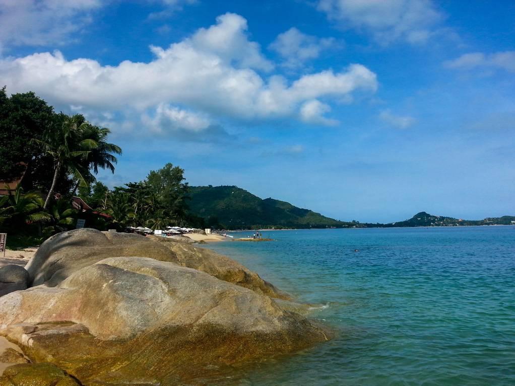 10 лучших пляжей самуи - рейтинг 2018