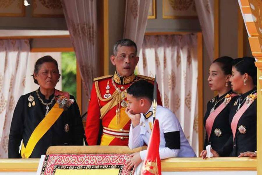 Новый король тайланда, кто он? краткая биография и интересные факты из жизни
