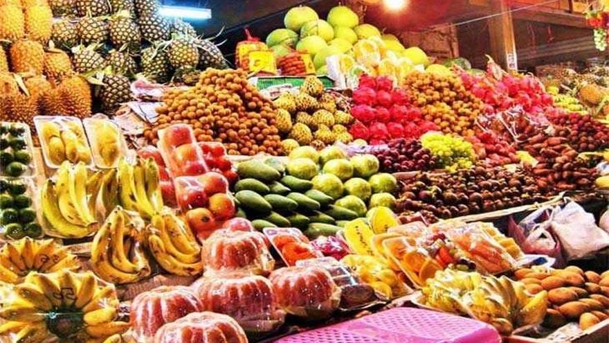 Ввоз фруктов из тайланда в россию 2020