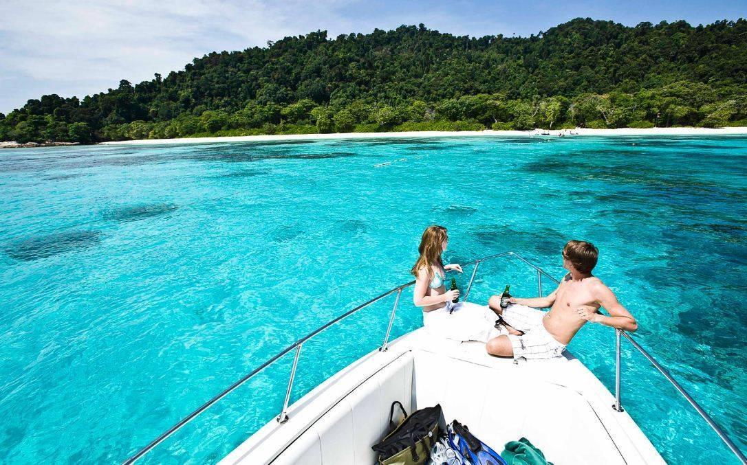Топ 10 ! лучшие и самые красивые острова для отдыха тайланда