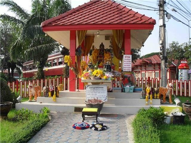 Хуа хин - достопримечательности городая живу в таиланде