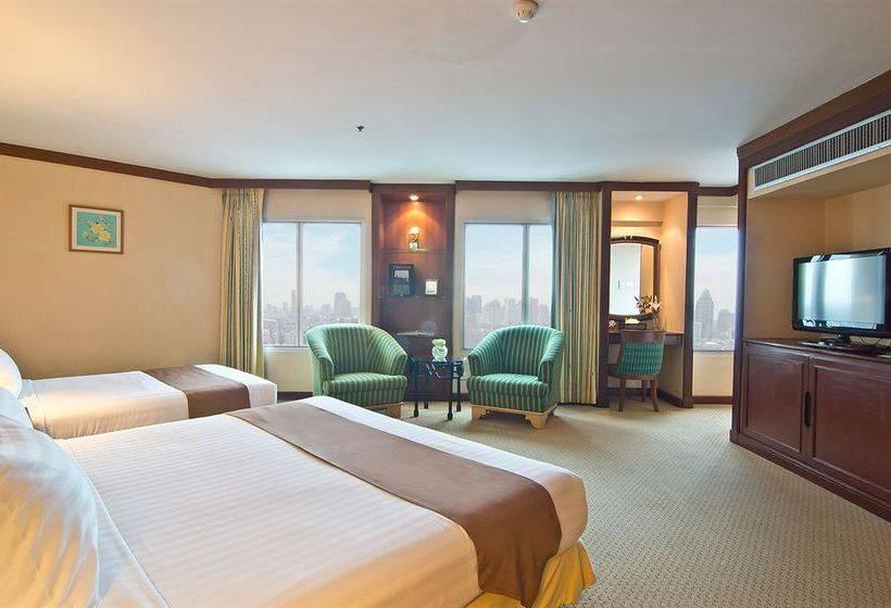 Отель байок скай в бангкоке - ужин в ресторане и смотровая площадка, фото и отзыв - 2021