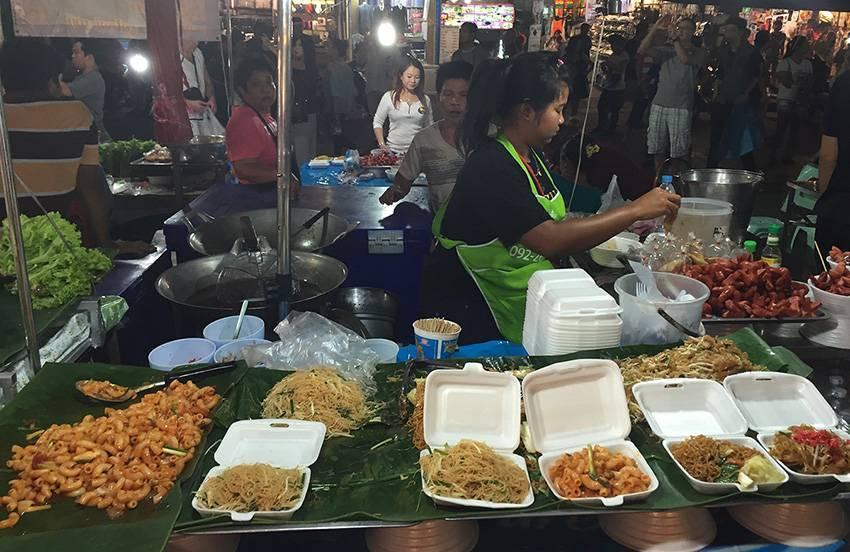 Где вкусно и недорого покушать в паттайе set travel где вкусно и недорого покушать в паттайе