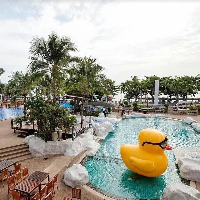 Правда про отель a-one royal cruise hotel 4*, паттайя, тайланд