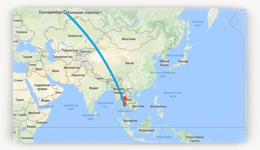 Как дешево добраться до тайланда - выбираем авиабилеты!