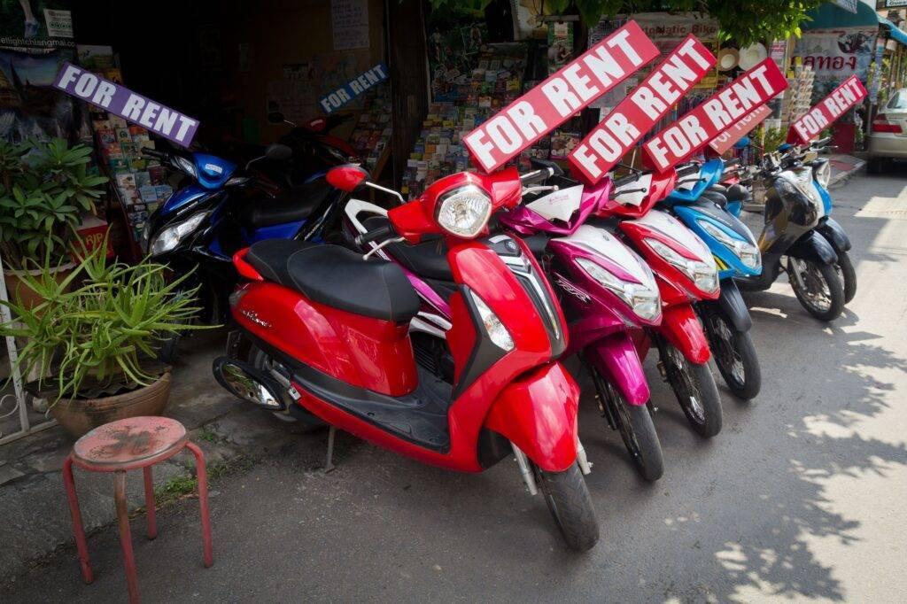 Байк в тайланде - аренда, важные нюансы, которые должен знать каждый