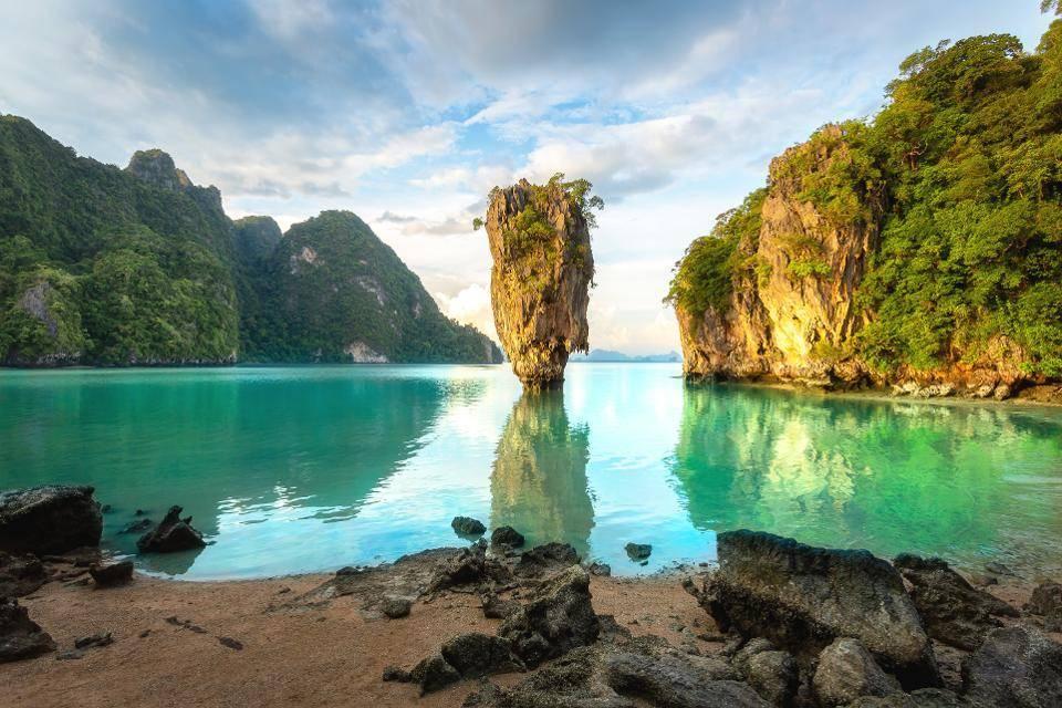 Какое море в тайланде и где находится самое чистое?