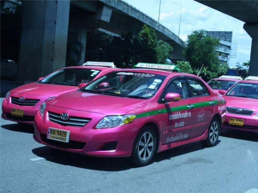 Трансфер из аэропорта бангкока   мировой туризм