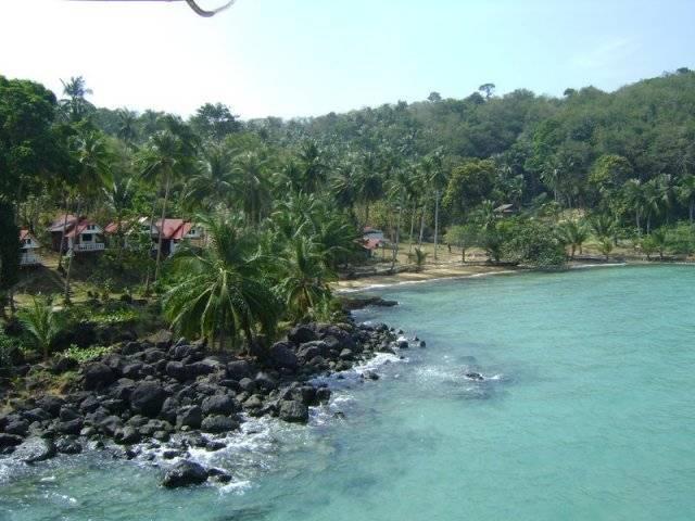 """Экскурсия с ко чанга по островам - стоит ли смотреть? четыре """"острова"""" и бесконечный снорклинг"""