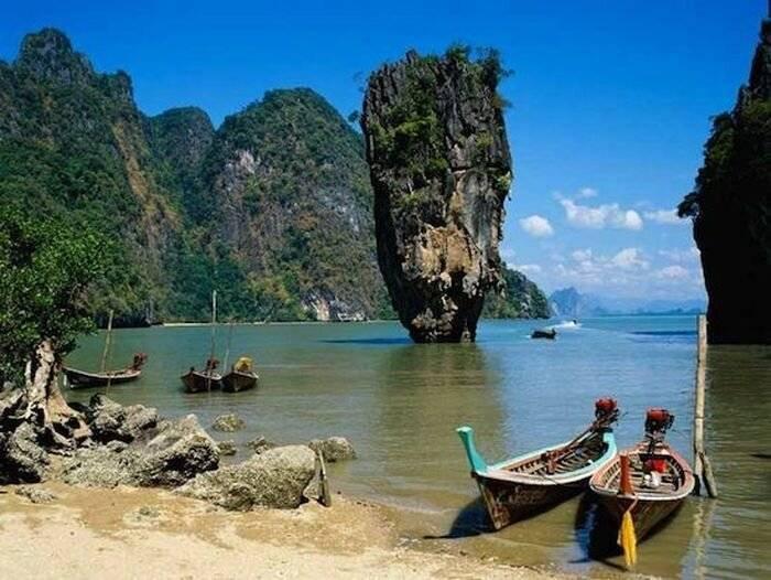 Экскурсии на пхукете - тайланд