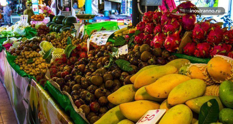 Экзотические фрукты из тайланда - описание, фото, сезон, как выбрать | блог путешественника
