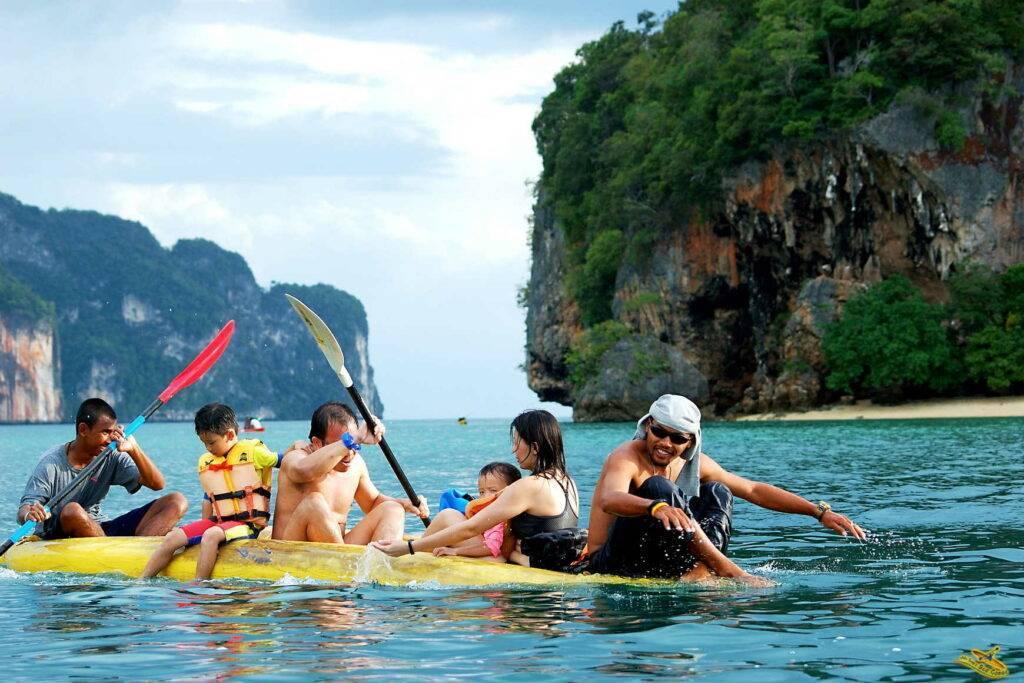 Острова таиланда или куда лучше поехать