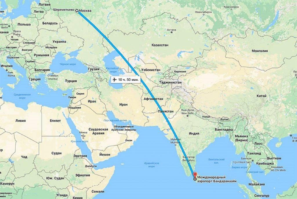 Расстояние до таиланда на самолете время перелета   авиакомпании и авиалинии россии и мира