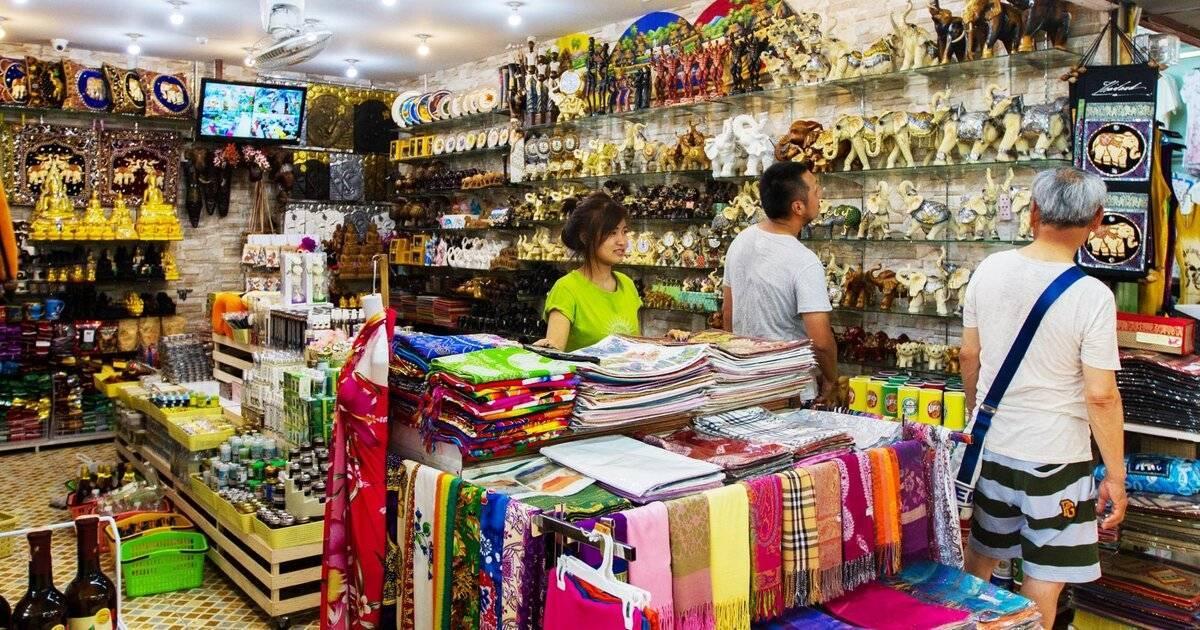 Советы и предупреждения о магазинах в паттайе экзотик