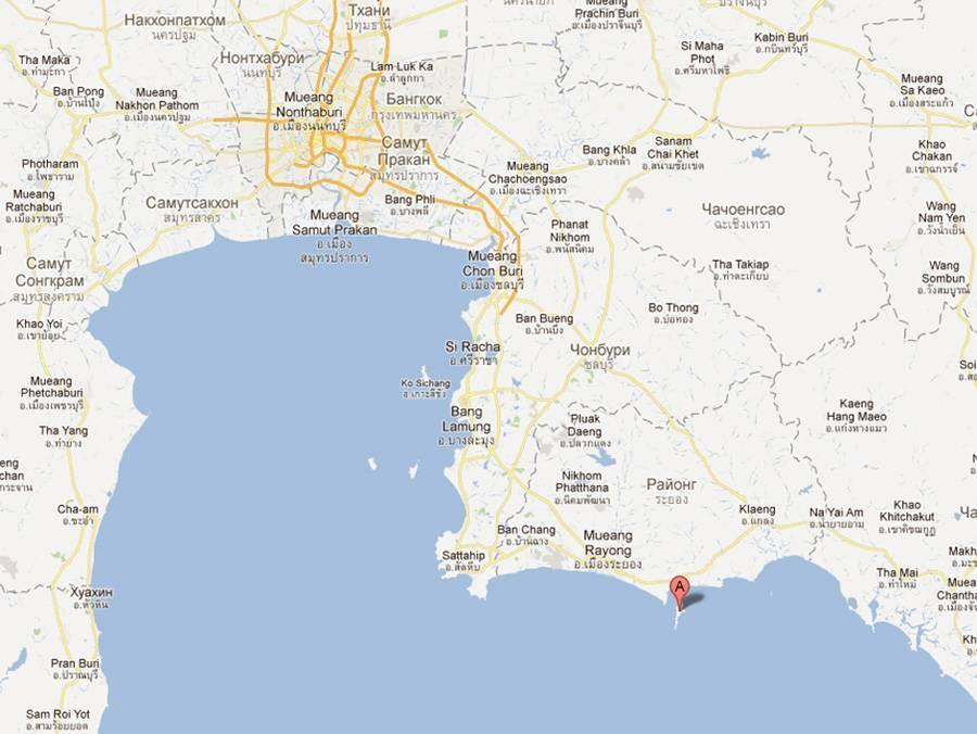 Как добраться до самета из паттайи, бангкока, пхукета и др самостоятельно - pattaya home