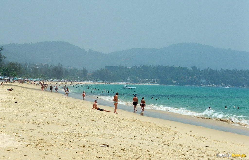 Какие пляжи пхукета подходят для отдыха, краткий обзор. - разумный туризм